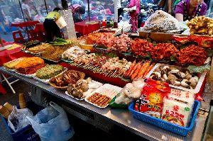 Restaurant Shanghai mit leckeren asiatischen Essen in Minden.